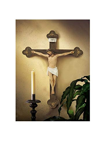 US Gifts 20'' Budded Wall Crucifix by US Gifts