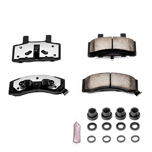 ront Z36 Truck and Tow Brake Pads (C3500 Brake Pad)