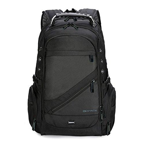 kopack Deluxe Red Water Resistant Men Laptop backpack 15.6 1