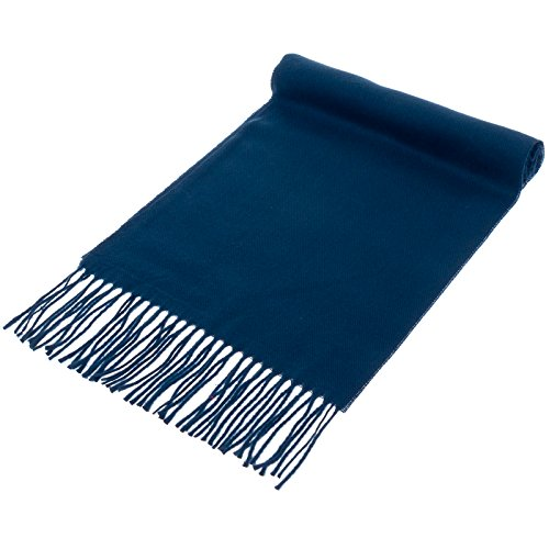 "Super Soft 12"" x 64.5"" Cashmere Scarf w/ Gift Box"