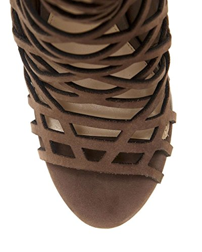 Camuto Keliana Vince soft double Women's nubuck shot d6qEqUw