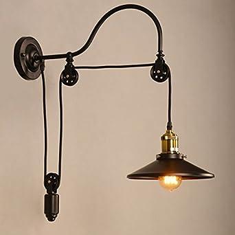 Escalier Rétro Lampe Industriel Créative Allée De Chevet Style ulKF3JcT1