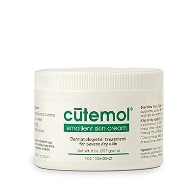 Cutemol Emollient Cream, 8-Ounce