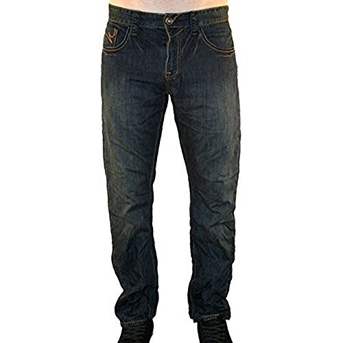 Billabong - McFeely Natural Distressed Rinse Adult Jeans - 36 by Billabong