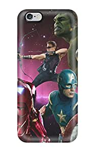 Hot Tpye The Avengers 53 Case Cover For Iphone 6 Plus