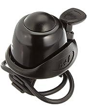XLC Unisex – volwassenen miniglok DD-M07 diameter 22,2 – 31,8 mm, zwart, één maat
