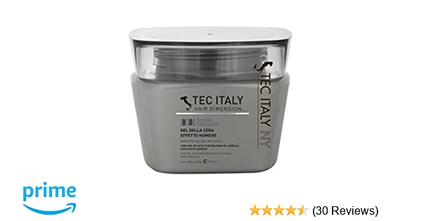 Amazon.com : Tec Italy Gel Della Cera Effetto Humedo - 280 g/9.8 oz : Hair Care Products : Beauty
