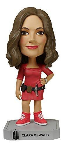 Funko Wacky Wobbler: Doctor Who - Clara Oswald Toy Figure