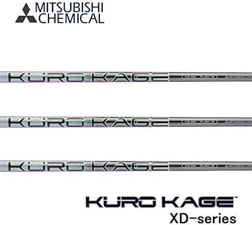 【ピン G400/Gシリーズ/G30 スリーブ装着シャフト】三菱ケミカル KURO KAGE クロカゲ XD60 ドライバーシャフト