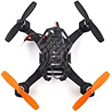 Radiolink F110 Mini Drone Quadcopter CS360 FC R6DSM RX BNF Headless 360degree Throw Fly PID Auto Parameter Tune (with FPV Camera)