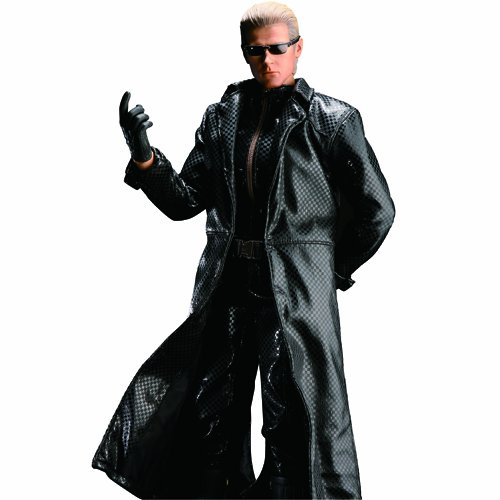 Sideshow Collectibles Hot Toys Video Game Masterpiece Resident Evil 5 12 Inch Deluxe Figure Albert Wesker (Hot Toys Wesker compare prices)