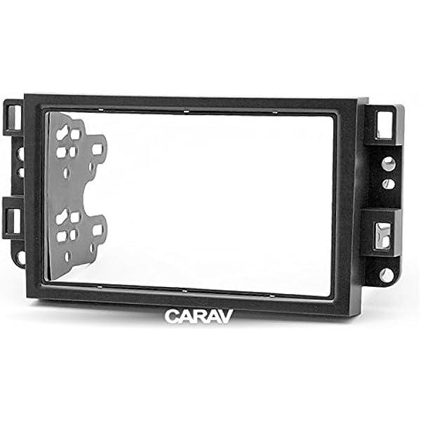 CARAV 09 - 003 doble DIN Radio estéreo adaptador DVD ...