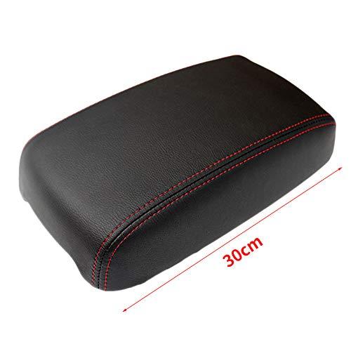 SODIAL Fodera per Bracciolo Centrale nel Pelle nel Microfibra Personalizzata per ASX AAB041
