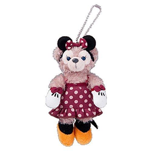 Disney Halloween 2015 Sherry Mae stuffed badge (Minnie) Autumn palette [Tokyo Disney Sea Limited] Halloween]()