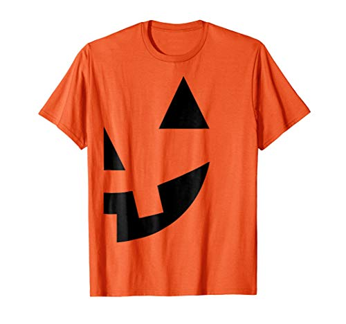 Halloween Couples Costume, Pumpkin Shirt Couple ()