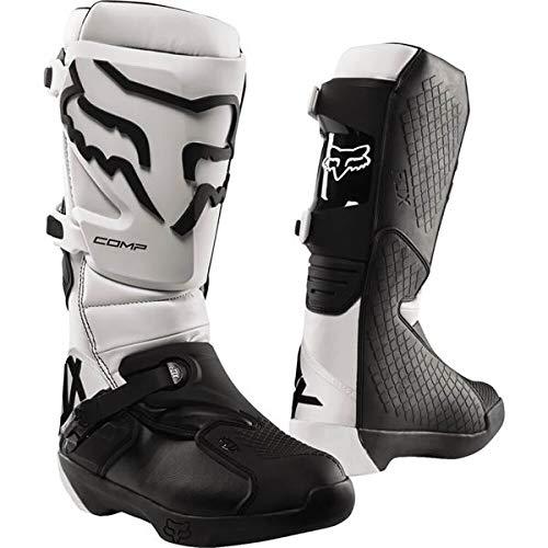 Fox Racing 2019 Comp Boots White 11