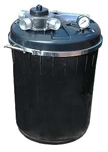 Danner a presión filtro para estanques