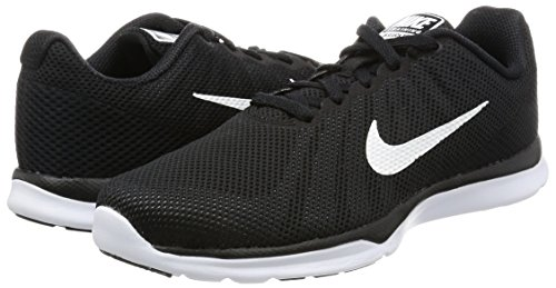 Pictures of Nike Women's In-Season TR 6 Black/White/Stealth/Cool Grey 4