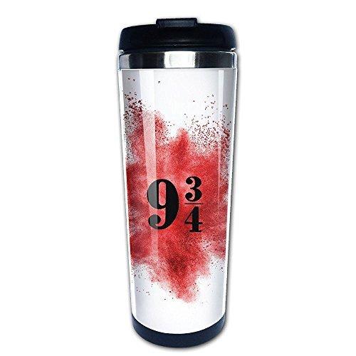 beaufiy-harry-potter-platform-9-3-4-logo-stainless-steel-travel-tumbler-coffee-mug-black