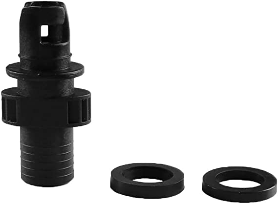 1X Air Foot Pump Valve Hose Adapter Connector For Inflatable Boat SUP Kayak New