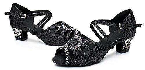TDA - Zapatos con tacón mujer 5cm Black