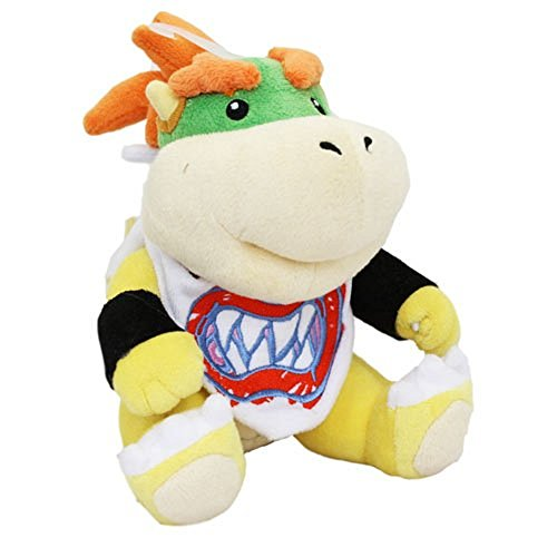 super mario bowser jr plush - 4