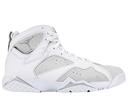 Sneakers Retro Mens Choices Air Metallic 7 White Basketball NIKE Jordan More Buying Silver 4wzSqYB