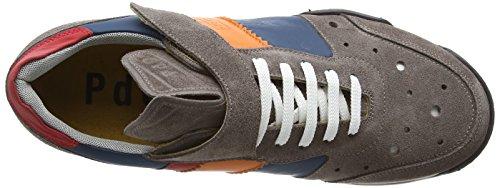 Pantofola d'Oro Touring Low - Zapatillas Hombre Gris