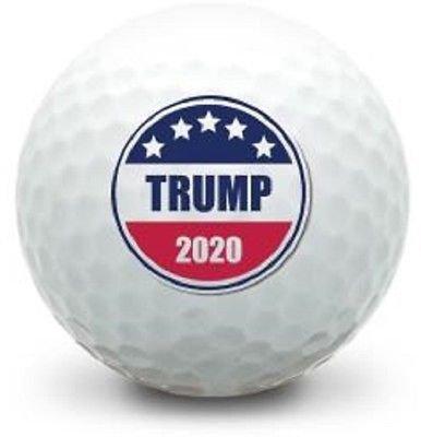 Taylor Made 1 Dozen (Trump 2020 Logo) Tour Preferred Golf Balls