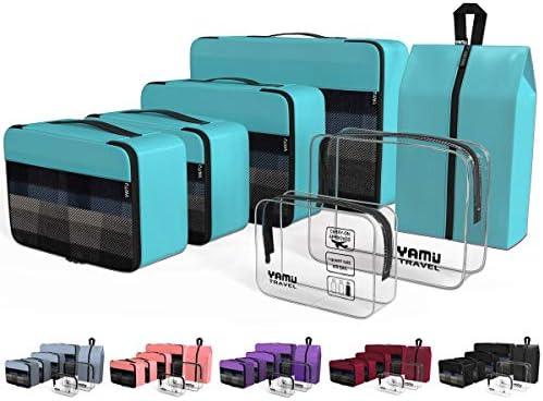 YAMIU Packing Organizer Accessories Toiletry