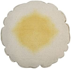 Lorena Canals SC Y Tie-Dye Yellow Washable Cushions