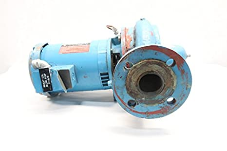 PACO 16207051301112502 IRON CENTRIFUGAL PUMP 2X2-6-1/2IN