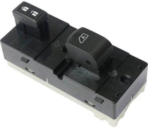 New Power Window Switch for Nissan Altima 2007 2008 2009 2010 2011 2012 Front Right Side Sedan With Auto Down 25411JA02A