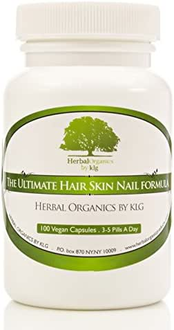 Ultimate Hair Skin Nail Formula