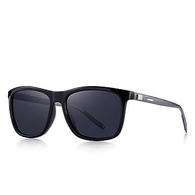 RZXTD Gafas De Sol Gafas De Sol Unisex De Aluminio Con ...