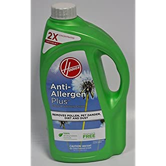 Hoover Anti Allergen Plus 2X Concentrated Carpet & Upholstery 64 oz ( 1.89 liters) SC-43-0153-04