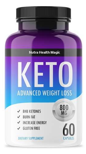 QFL NUTRA Health Magic Keto Advanced Weight Loss(60 Capsules) Ketosis/Keto Diet Weight Loss
