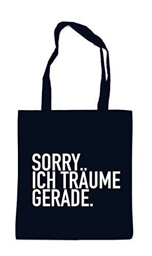 Sorry Ich Träum Gerade Bag Black Certified Freak DNeRx9J2yP