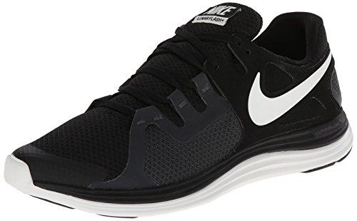 Nike LUNARFLASH+ Zapatillas para Correr Running Negro para Hombre