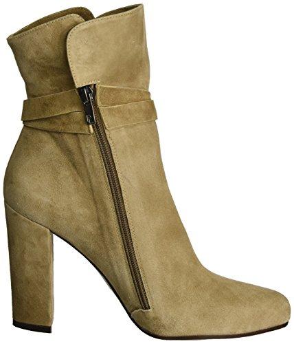 Pura Lopez Aj393, Bottes Classiques Femme Marron (Camel)