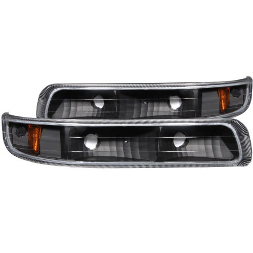 02 Chevrolet Silverado Euro Headlights - 5