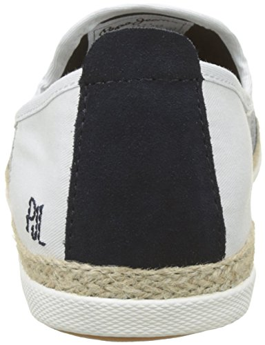 Pepe Jeans London Herren Maui Beach Espadrilles Blau (Dk Denim)