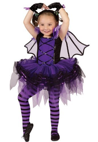 Batarina Costume - Toddler Costume - (24 month to (Batarina Tutu Child Costumes)