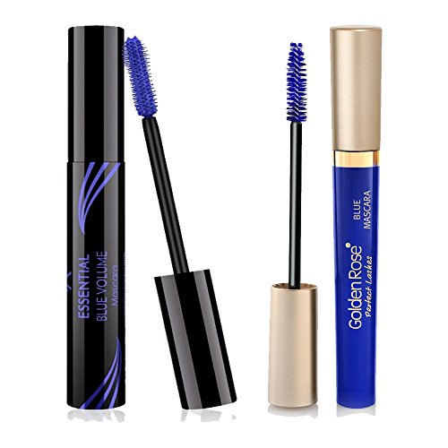 Golden Rose Royal Blue Mascara 2 Pack
