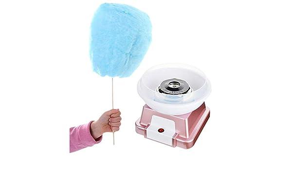 Popo Máquina de algodón de azúcar, Mini máquina de Hilo de azúcar ...