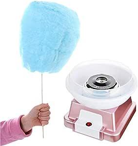 Lecc Máquina de algodón de azúcar, Mini máquina de Hilo de azúcar ...