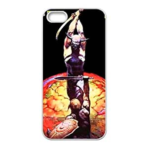 Happy Nazareth Expect No Mercy Cell Phone Case for Iphone 5s
