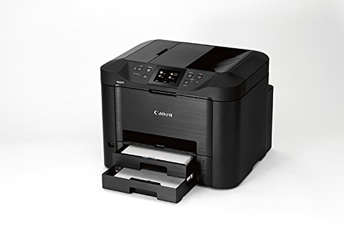 Canon Office and Business MB5420 Wireless All-in-One Printer,Scanner, Copier and Fax, with Mobile and Duplex Printing by Canon (Image #2)