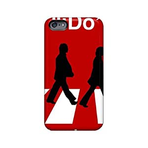 MansourMurray Iphone 6plus Shock-Absorbing Hard Cell-phone Cases Customized Attractive The Beatles Pictures [FDC5399IwwK]