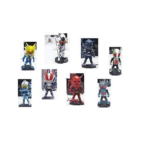 Kamen Rider World Collectable Figure Vol11 8 seed set set set (japan import) f706e3